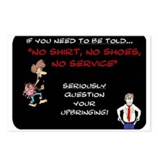 """Humorous """"Anytime"""" Postcards (Pkg of 8)"""