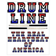 Drumline - Heartbeat of America Poster