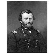 General U.S. Grant Poster