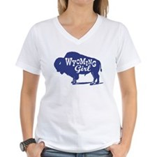 Wyoming Girl Shirt