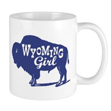 Wyoming Girl Mug