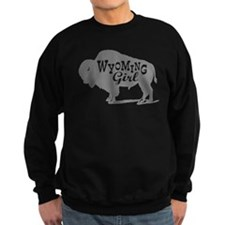 Wyoming Girl Sweatshirt