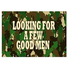 Few Good Men Poster