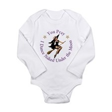 Dance Naked Under the Moon Baby Outfits