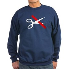 CUT THROUGH THE RED TAPE Sweatshirt