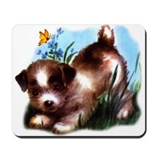 Cute Puppy Dog Mousepad