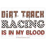 Dirt track racing Posters
