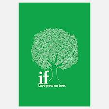 if series: green print