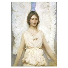 Thayer Angel Poster