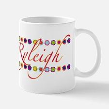 Ryleigh with Flowers Small Small Mug