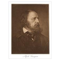 Tennyson Poster