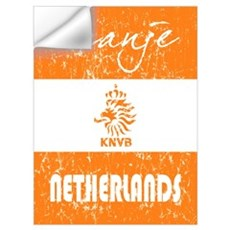 NETHERLANDS WORLD CUP 2010 Wall Decal