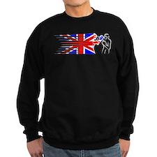 Boxing - UK Sweatshirt