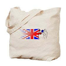 Boxing - UK Tote Bag