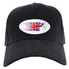 Boxing - UK Baseball Hat