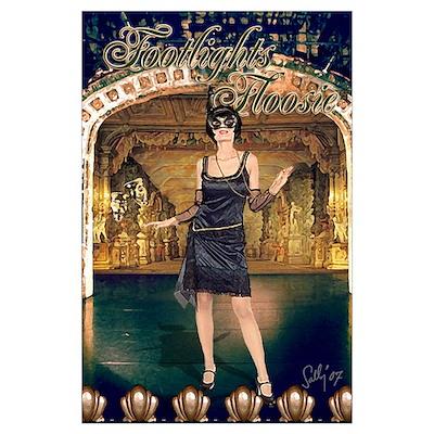 Footlights Floosie Poster