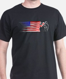 Boxing - USA T-Shirt