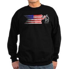 Boxing - USA Sweatshirt