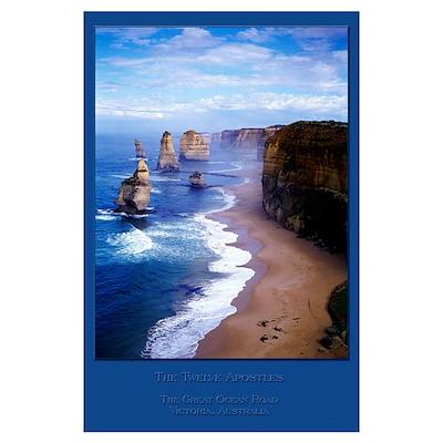 The Twelve Apostles Poster