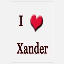 I Love (Heart) Xander