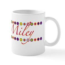 Miley with Flowers Mug