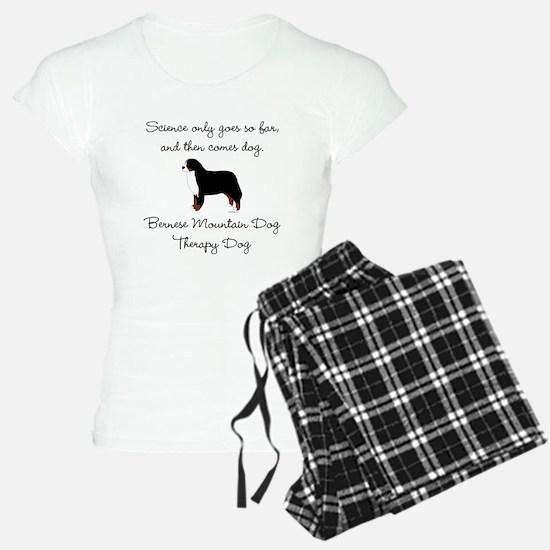 Bernese Therapy Dog pajamas
