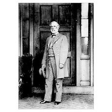 General Robert E. Lee, Standing Poster