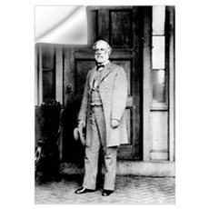 General Robert E. Lee, Standing Wall Decal