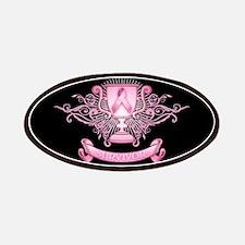 Pink Survivor Trophy Patches