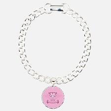 Pink Survivor Trophy Bracelet
