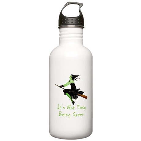 It's Not Easy Being Gr Stainless Water Bottle 1.0L