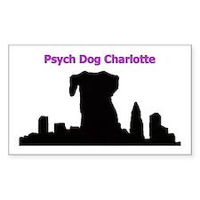 Unique Psych logo Decal