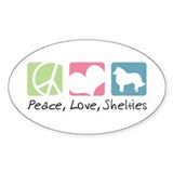 Sheltie Bumper Stickers