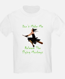 Don't Make Me Release The Flyin T-Shirt