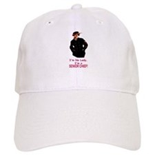 Lady? No, Senior Chief Baseball Cap