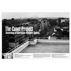 The Conet Project Framed Print
