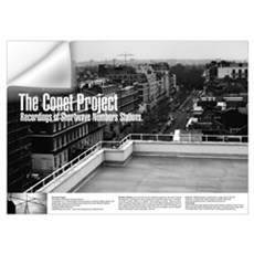 The Conet Project Wall Decal
