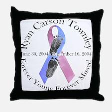 Unique Sudden infant death Throw Pillow