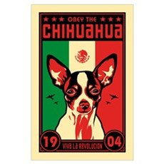 Chihuahua! 1904 Poster