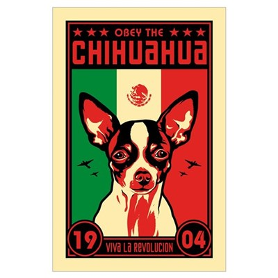 Chihuahua! 1904 Poster