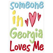Someone in Georgia Loves Me