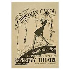 Repertory Theatre Poster