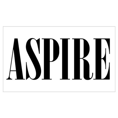 Aspire Canvas Art