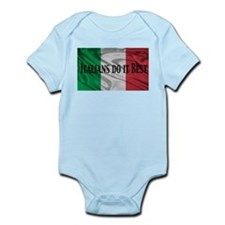 Italians Do It Best Infant Bodysuit