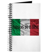 Italians Do It Best Journal