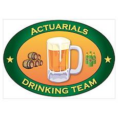 Actuarials Team Poster