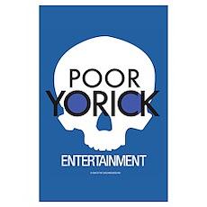 Poor Yorick Entertainment Poster