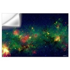 Milky Way 7 Wall Decal