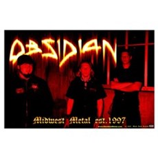 """Midwest Metal 23x34"""" Poster"""