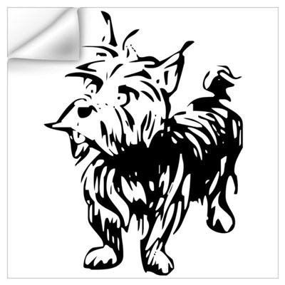 Toto Wall Decal